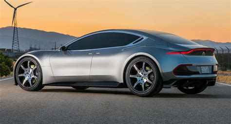 Fisker Emotion To Debut At Ces 2018