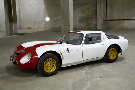 Alfa Romeo Tz2 By Giordanengo  Coys Of Kensington