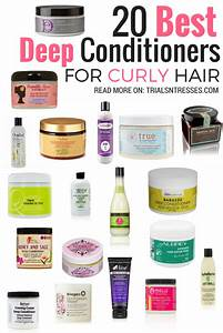 20 Best Deep Conditioners For Curly Hair Deep