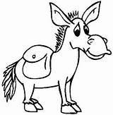 Coloring Donkey Colouring Printable Mexico Mexican Animals Funny Mule Drawing Cartoon Childcoloring Valentine Toddler Siliwangi Kid Drawings Getcolorings Child Advertisement sketch template