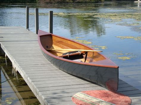 Brewery Creek Small Boat Shop by Sassafras Canoe Woodenboat Magazine