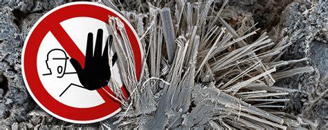 Asbestsanierung Ein Fall Fuer Den Fachmann by Wie Entsorge Ich Asbest Abfallserviceonline