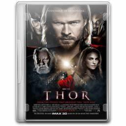 Thor v3 Icon   English Movies 2 Iconset   danzakuduro