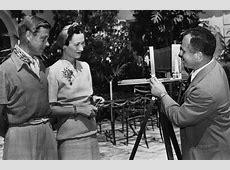 Eduardo VIII y Wallis Simpson los duques de Comercio