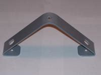 closet rod brackets for angled ceilings groover