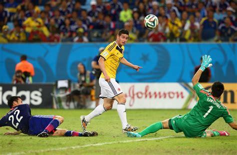 james rodriguez today james rodriguez goal video today watch colombia striker