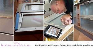 Alu Rückwand Küche : wir renovieren ihre k che kueche mit alu glas fronten renovieren ~ Sanjose-hotels-ca.com Haus und Dekorationen