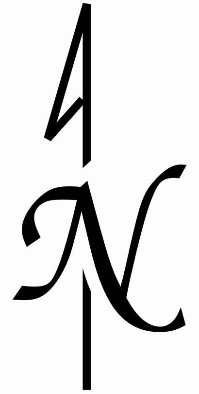 Arrow North Symbol Map Clip Clipart Simple