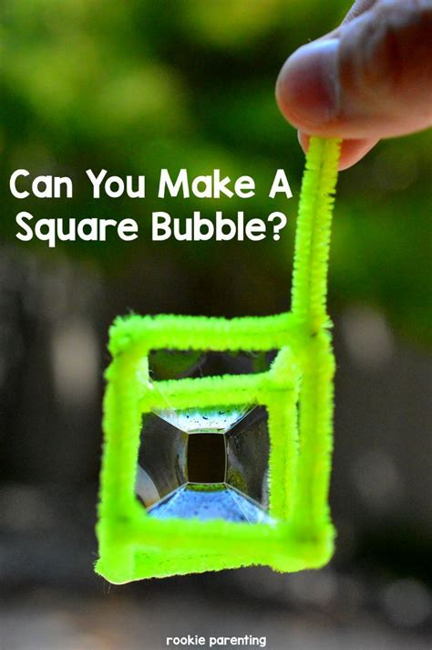 square bubble stem science technology