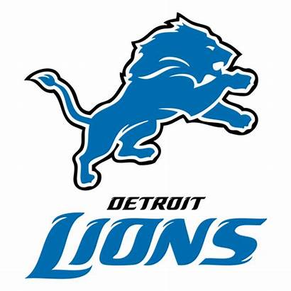 Lions Detroit Transparent Football Americano Svg Futebol