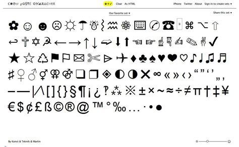 kleine symbole sonderzeichen tabelle anzeigen und zeichen kopieren schieb de