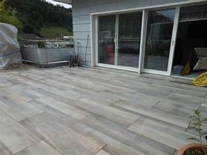 Holzplatten Für Aussen : bodenbel ge f r die terrasse und den balkon bacher garten center ~ Sanjose-hotels-ca.com Haus und Dekorationen