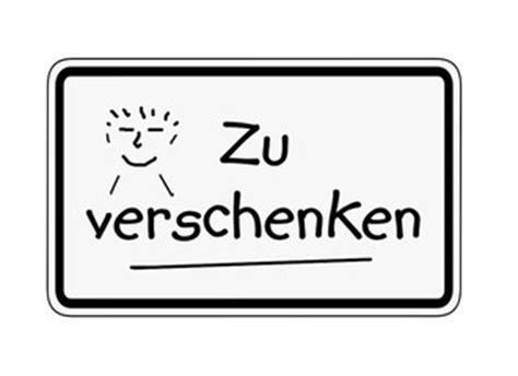 Zu Verschenken by Bilder Und Suchen Bis Vebertz