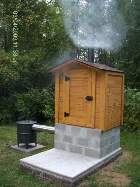 Smokehouse Building Plans  Find House Plans Camp