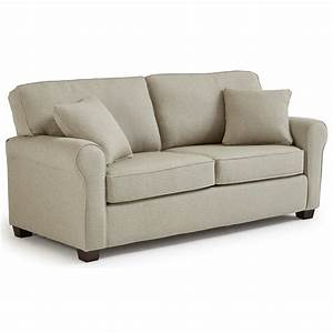 Best Home Furnishings Shannon Full Sofa Sleeper With Air