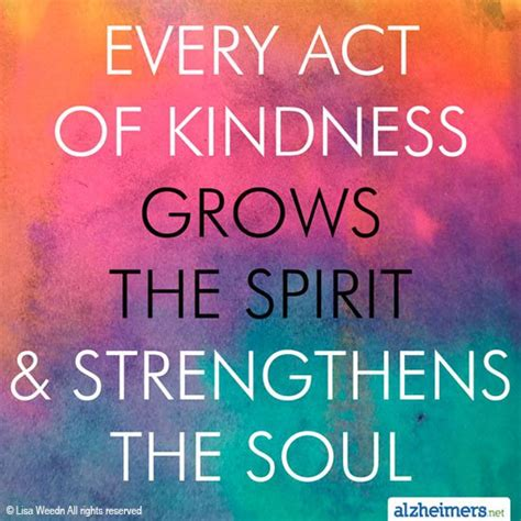 quote  act  kindness grows  spirit