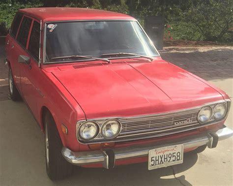 1971 Datsun 510 Wagon Ka24de For Sale By Owner In San