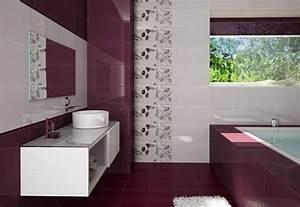 renovation salle de bains quelle faience choisir With model de faience pour salle de bain