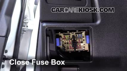 Nissan Rogue Fuse Box by Interior Fuse Box Location 2014 2015 Nissan Rogue Select