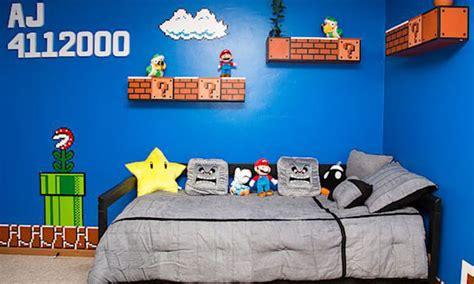 jeu de decoration de chambre un père passionné de jeux vidéo dé la chambre de sa