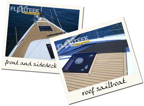 composite synthetic teak decking boat yacht boats 2016
