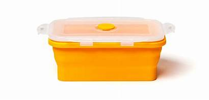 Lunch Box Microwave Storage Foldable Picnic Bucket