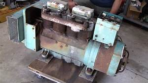 Onan Generator Restoration  Part 3  15 Kw