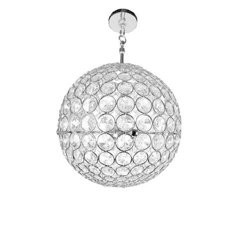 christmas light spheres home depot checkolite crystal sphere 3 light chrome crystal hanging