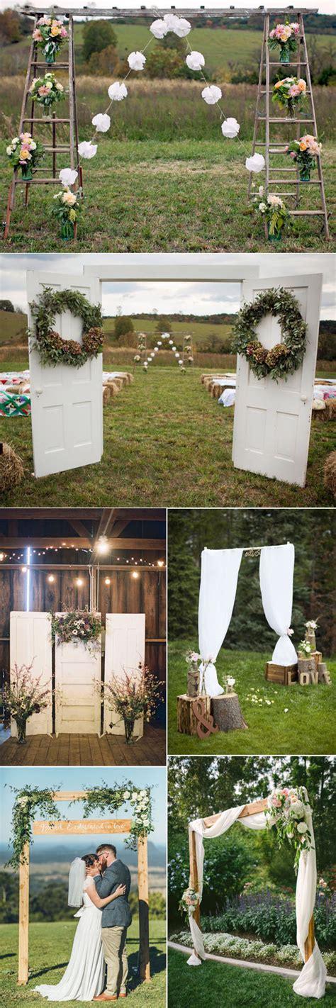 8 effortless diy wedding ideas with tutorials