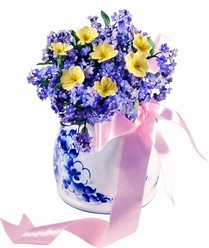 Tubes Bouquets Flores Hadrianus Vasos Gifs Imagens