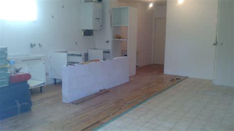 separation cuisine sejour création d une séparation cuisine séjour ikououbel