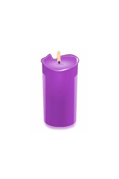 Candle Purple Lit Dylan Brad Dusek Corbin