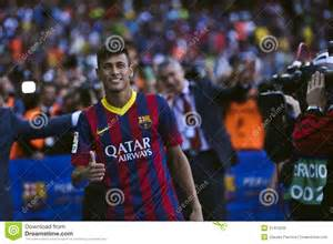 FC Barcelona Neymar Jr