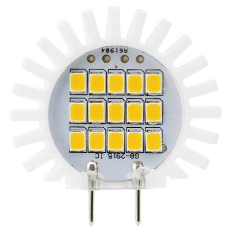 upc 875638004269 25w equivalent soft white g8 dimmable