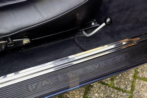 Facel Vega Facel 6 cabriolet, 1964 restoration ...
