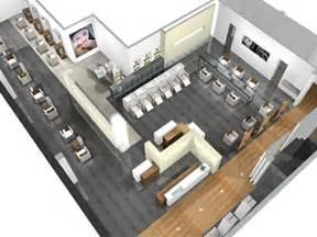 open layout floor plans nazih cosmetics