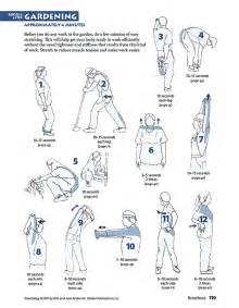 Stretching Exercises Before Work