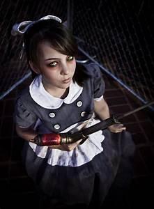 Cosplay: BioShock Little Sister | GEEKPR0N