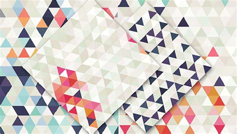 triangle patterns  psd png vector eps format