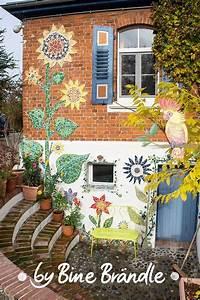 Aussen Hauswand Deko : die besten 25 mosaik ideen auf pinterest boh me ~ Lizthompson.info Haus und Dekorationen