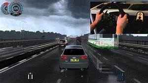 Audi Rs3   G27 City Car Driving Simulator Fast Driven On