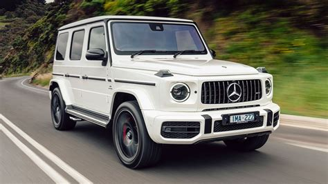 In a world full of suvs built to capitalize on trends and passing fads, one has stood out as a classic that only gets more badass as time goes by. Mercedes-AMG G63 2019 pricing and specs confirmed - Car News   CarsGuide
