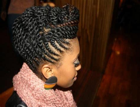 hair braiding styles  black women sophie