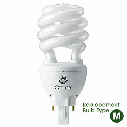 Bulb Bulbs Fluorescent Compact Definition Ottlite Ott