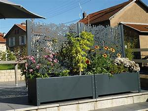 Jardinière Brise Vue : panneaux brise vue archives page 2 de 2 ambellya ~ Premium-room.com Idées de Décoration