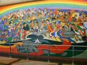 reliquary denver international airport paintings