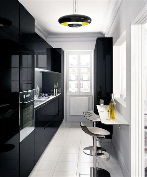 cuisine en couloir les 25 meilleures idées de la catégorie cuisine couloir