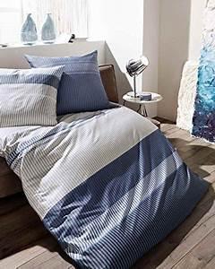 Satin Bettwäsche 155x220 : h bsche bettw sche aus satin blau 155x220 von kaeppel bettw sche ~ Markanthonyermac.com Haus und Dekorationen