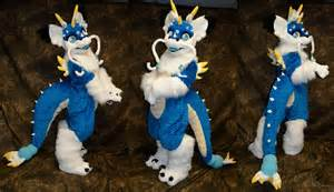 Dutch Angel Dragon Fursuits