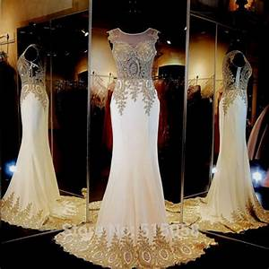 popular gold ivory wedding dresses buy cheap gold ivory With gold and ivory wedding dress